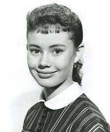 roberta shore, mickey mouse club, actress, 1950s
