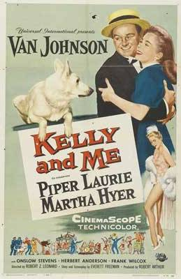 kelly and me. movie, 1957, dog