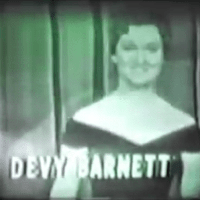 devy, television, baby name, 1960s,
