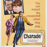 charade, movie, baby name, 1960s,
