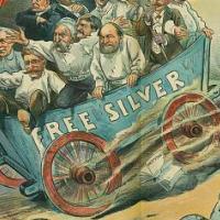 silver, politics, baby name, 1890s,
