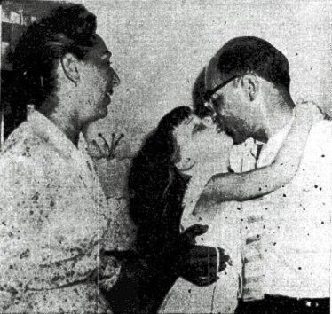 Hildy McCoy, Hildy Ellis, 1957