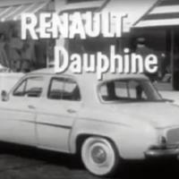renault, dauphine, car, baby names, 1950s,