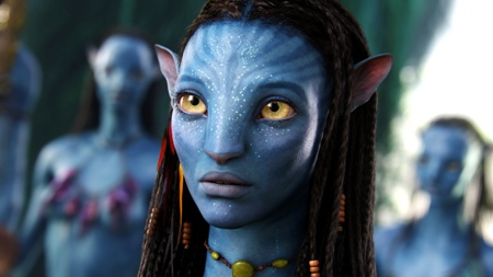 image of neytiri from avatar