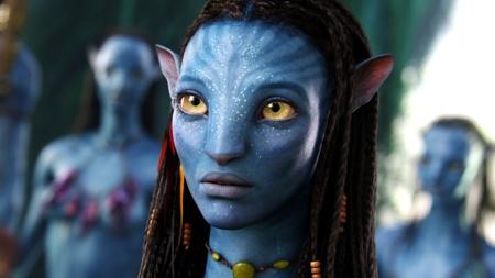 image of neytiri from avatar