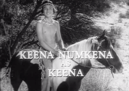 keena, brave eagle, 1956