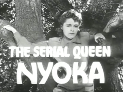 nyoka, 1940s, movie, character, baby name