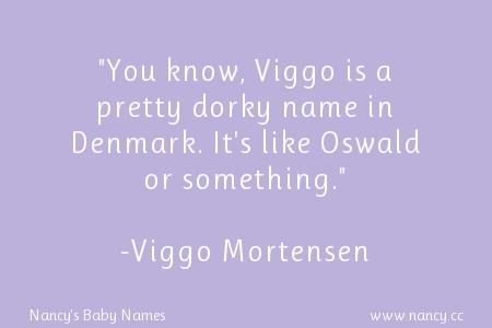 Viggo Mortensen quote