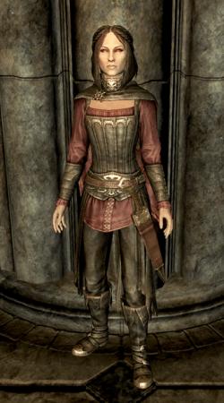 Serana, from the video game Dawnguard (2012)
