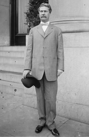 South Carolina politician Coleman Blease.