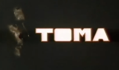 toma, television, baby name, 1970s