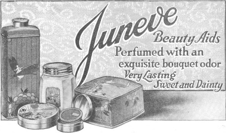 juneve, cosmetics, 1924, baby name, brand name