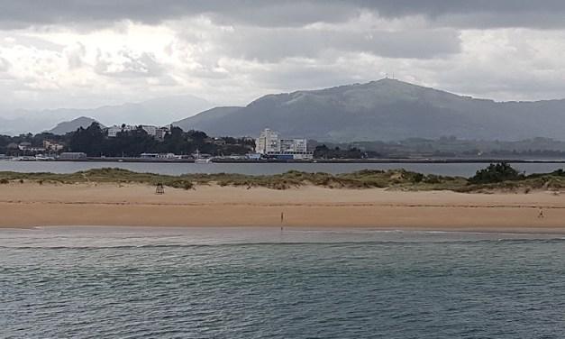 Arrival in Spain