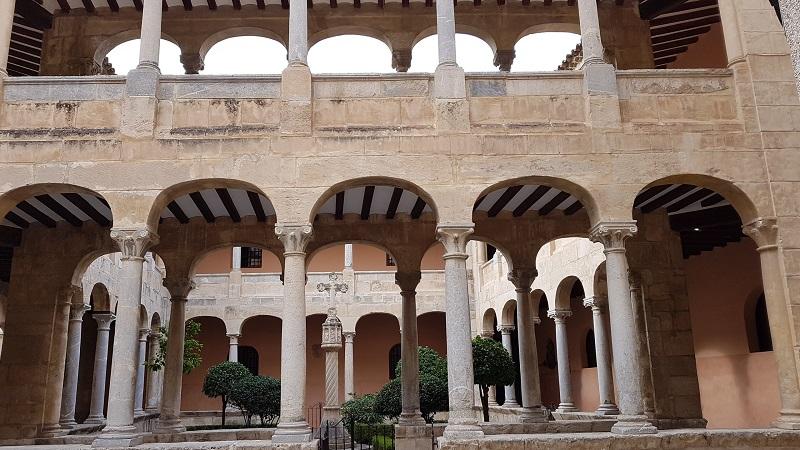 Arabic arches in Orihuela