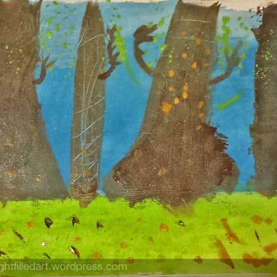 Lillia's forest