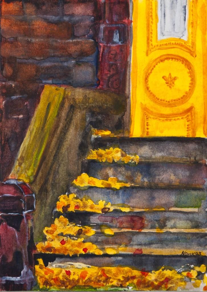 QUEBEC STEPS I
