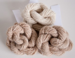 Alpaca_yarn in skeins