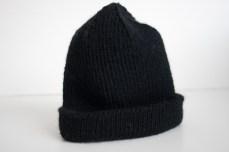 black_watch_cap-free knitting pattern