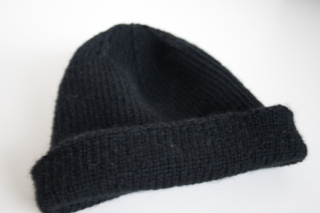 Another One – the Reversible Watch Cap / Skull Cap / Beanie again ...