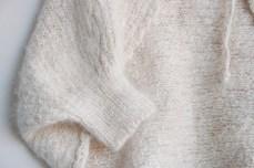angora silk luxury shrug