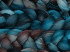 Malabrigo Nube Merino Wool Roving 852 Persia