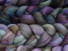 Malabrigo Nube Merino Wool Roving 863 Zarzamora