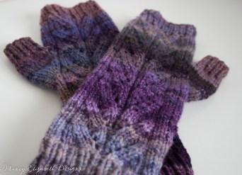 nube handspun fingerless mitts-9887