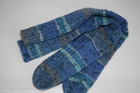 blue custom socks-0248