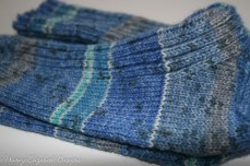 blue custom socks-0258
