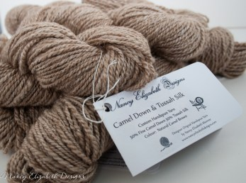 camel silk yarn acorn-0413