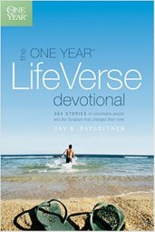 One Year Life Verse Devotional