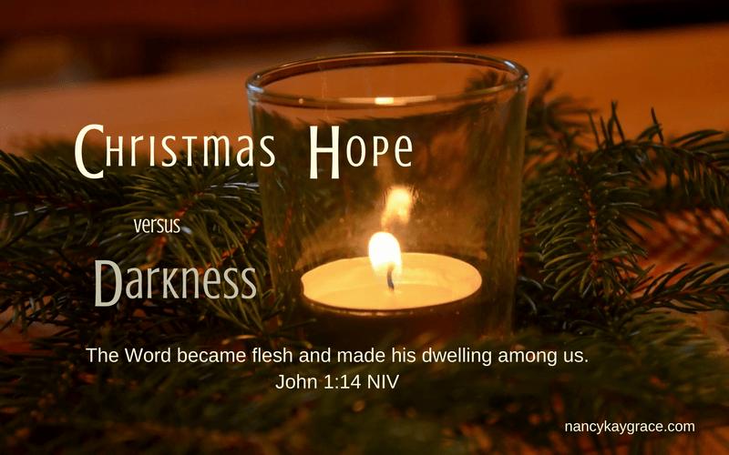 Hope vs. Darkness