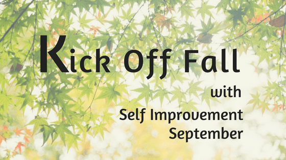 Fall Self Improvement