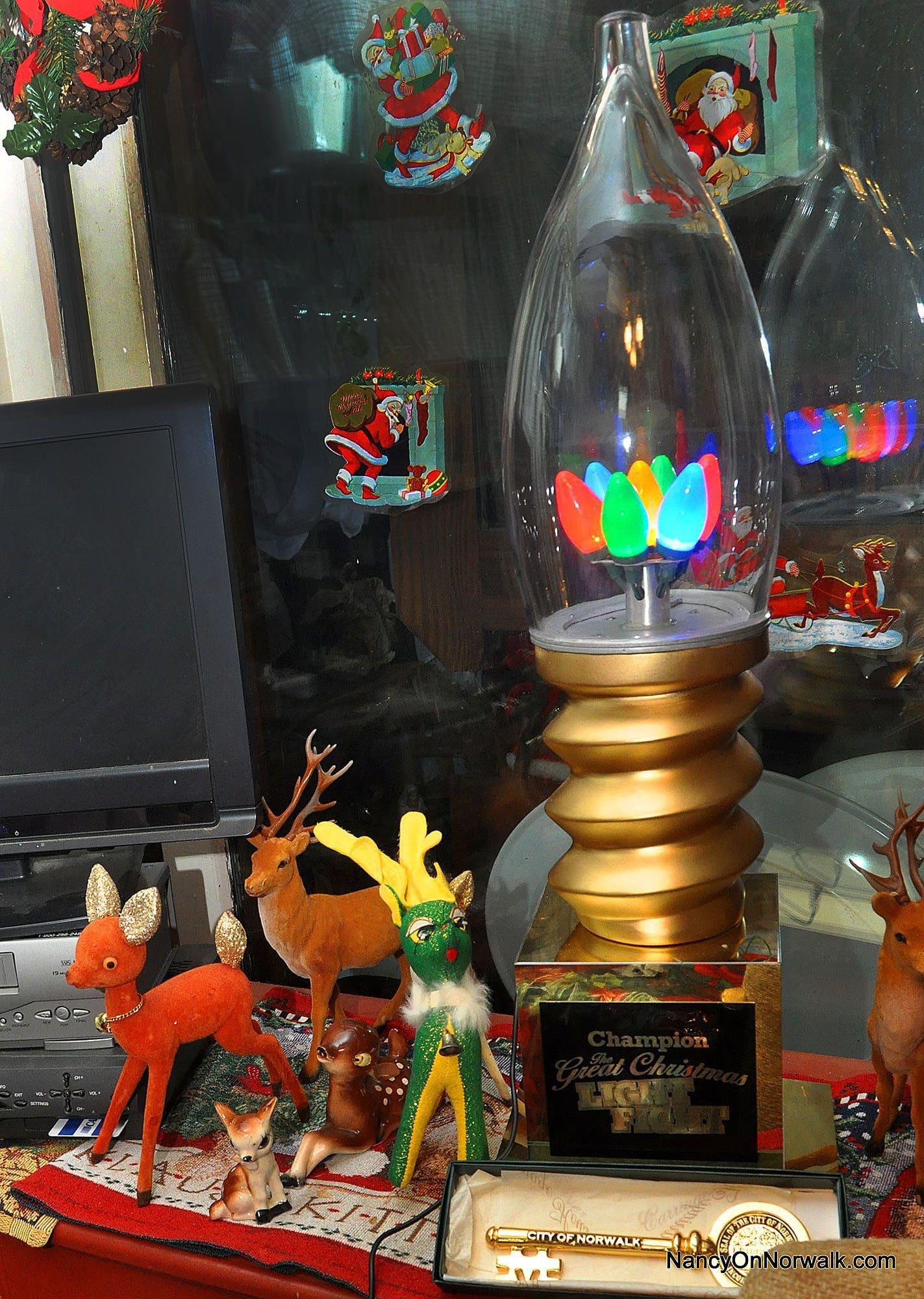Settis Christmas Village Wins ABC TVs Great Christmas Light Fight Nancy On Norwalk