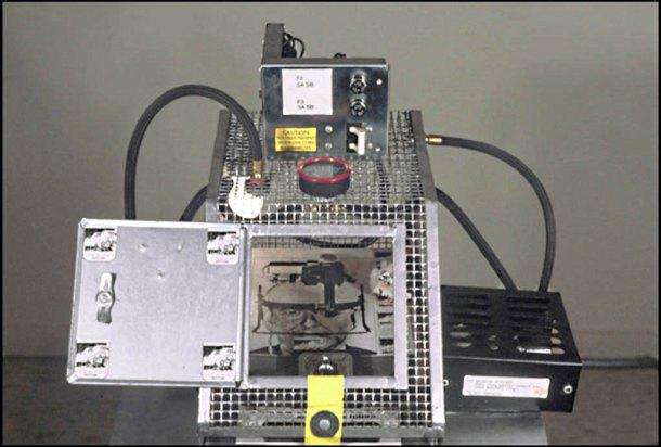 Specimen UI-2 Detail