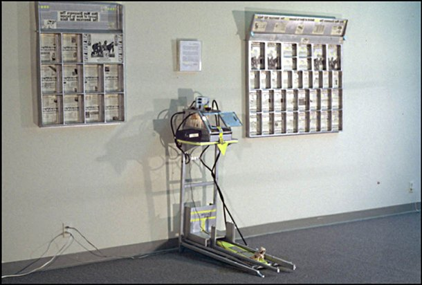 Specimen UI-2 Installation View