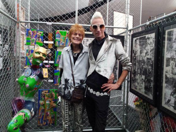 Nancy Worthington and Kenn Gray
