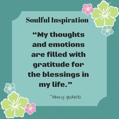 Soulful Inspiration_ Gratitude