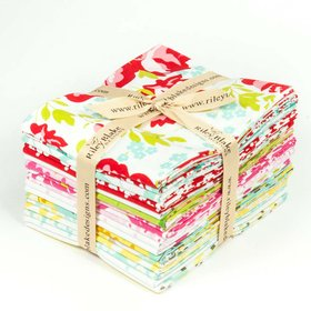 Riley Blake Designs Fat Quarter Pack as seen on Nancy Zieman's Blog