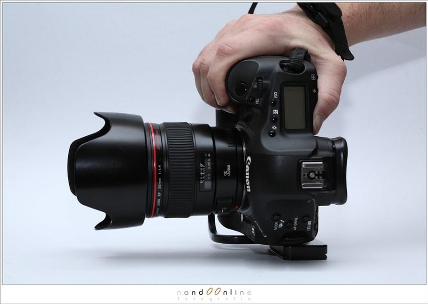 Je kunt het met elke camera doen