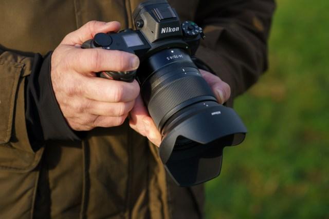 De Nikon Z7 - misschien mijn meest favoriete camera van deze drie... of toch niet?