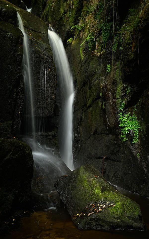 Cascade Creux d'Oulette door Menno Kubbinga
