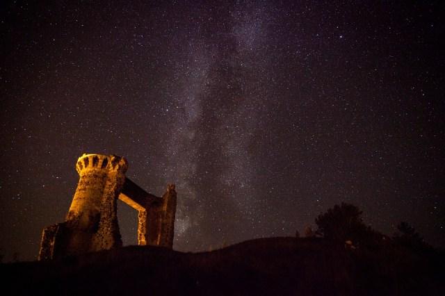 La Potence en de Melkweg door Ans Stevens