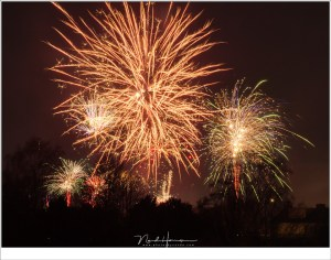 het fotograferen van vuurwerk is niet moeilijk met de juiste instellingen