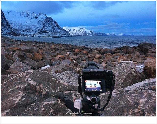Welke fotoapparatuur neem ik mee naar Lofoten? De Panasonic GX9 op Lofoten