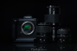 fujifilm GFX100 middenformaat camera
