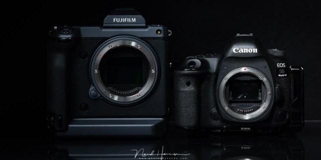 Welke fotoapparatuur neem ik mee naar Lofoten? De fujifilm GFX100 middenformaat camera