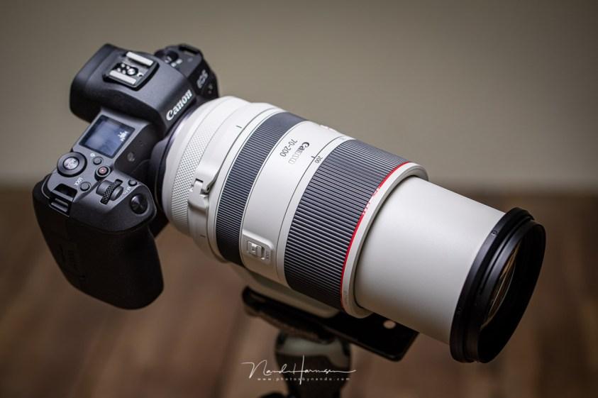 Review van de Canon RF70-200mm