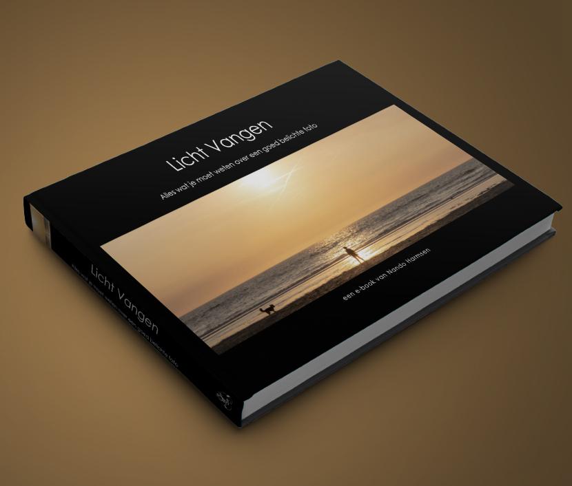 Het e-book Licht Vangen