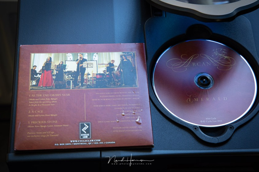 Arcana - Emerald EP